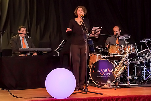 Lolly'Swing - Groupe Jazz Swing, Bossa, Soul & Pop Jazzifiée !